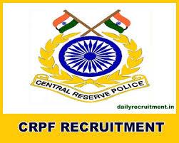 Jobs Openings in CRPF
