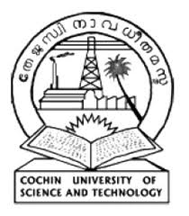 Cochin University of Science and Technology