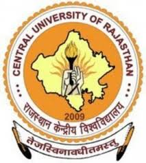 Central University of Rajasthan Jobs