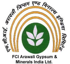 FCI Aravali Gypsum And Minerals India Ltd Jobs
