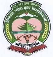 Himachal Pradesh Agricultural University
