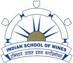 Indian School of Mines Jobs