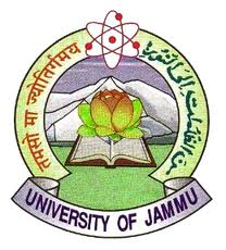 Jobs Openings in Jammu University