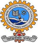 Motilal Nehru National Institute of Technology Jobs