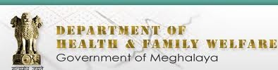 Meghalaya Health & Family Welfare Dept Jobs