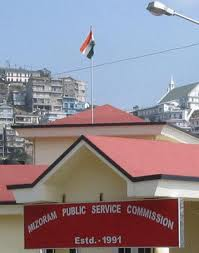 Mizoram Public Service Commission Jobs