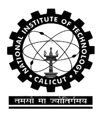 National Institute of Technology (NIT), Calicut