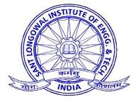 Sant Longowal Institute Of Engineering and Technology Jobs