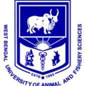 West Bengal University of Animal and Fishery Sciences Jobs